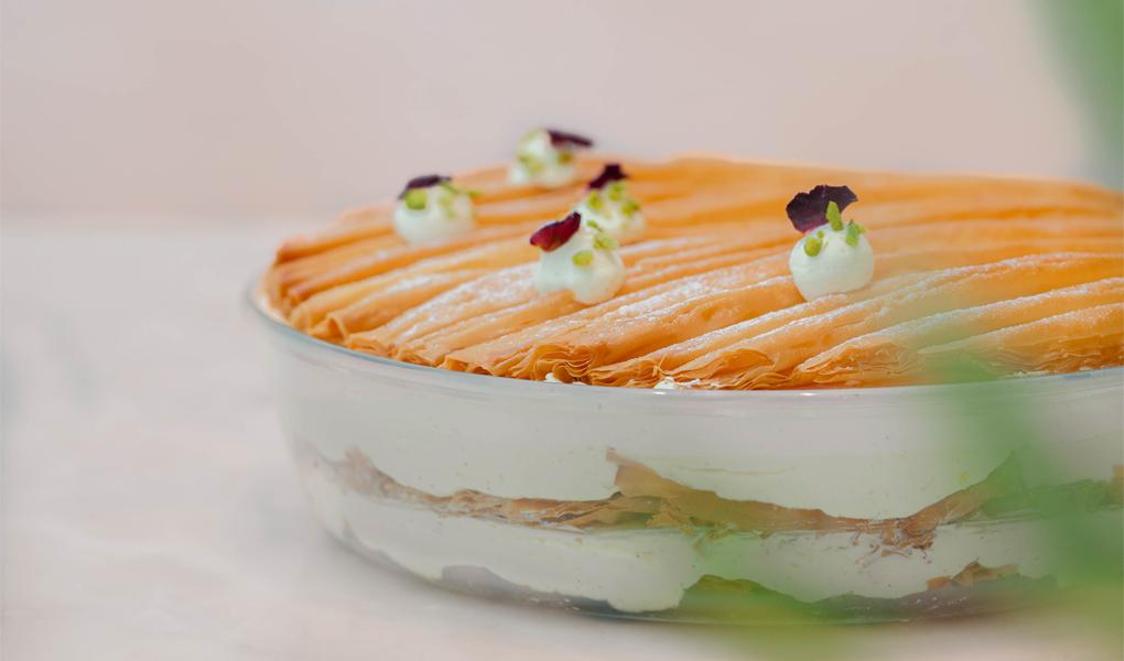 Baklava Pudding